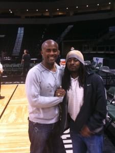 Tank & Jeff Blake
